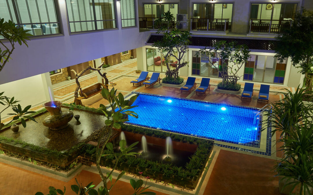 The Agate Pattaya Boutique Resort °°°°