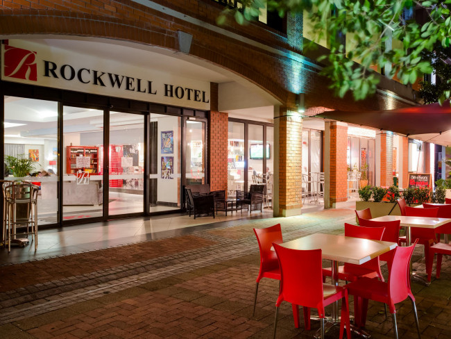 The Rockwell All Suite Hotel & Apartments °°°°