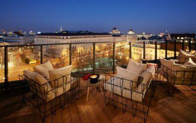 25hours Hotel beim Museumsquartier °°°°
