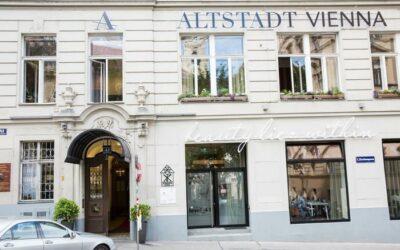 Hotel Altstadt Vienna °°°°