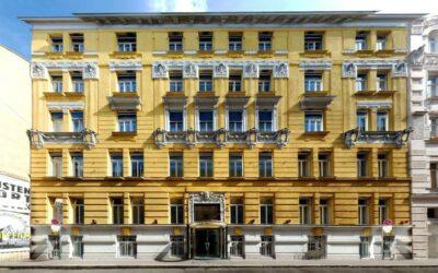Hotel Carlton Opera °°°