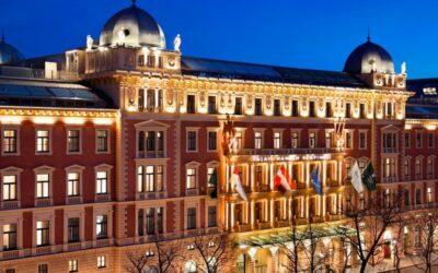 Palais Hansen Kempinski °°°°°